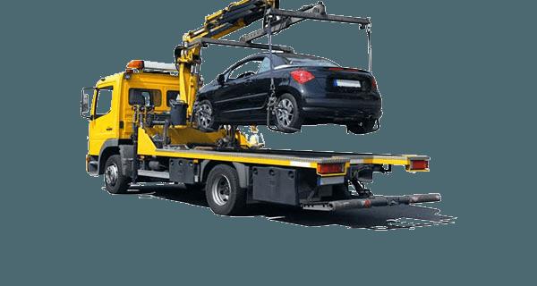 Эвакуатор-манипулятор легковых авто